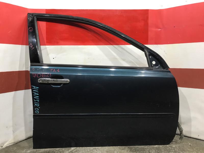 Дверь боковая Honda Avancier TA1 2000 передняя правая 70621 (+27.04.20) 3А (б/у)