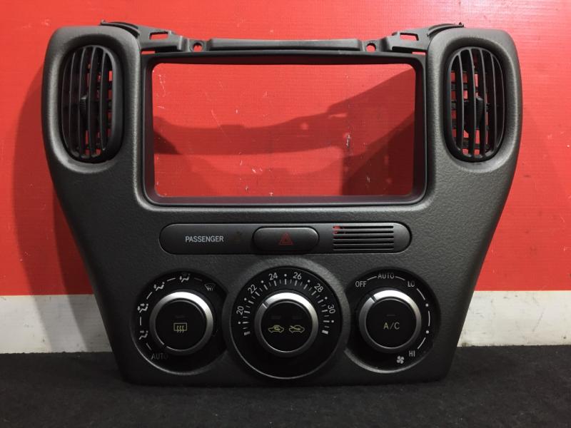 Блок управления климат-контролем Toyota Funcargo NCP21 1NZ 2004 Рестайлинг. (б/у)