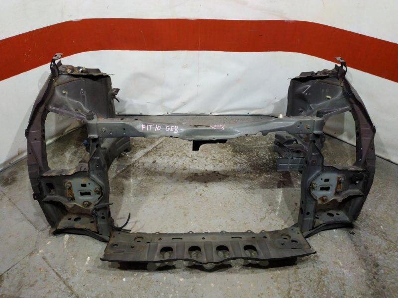 Рамка радиатора Honda Fit GE8 L15A 2010 (б/у)