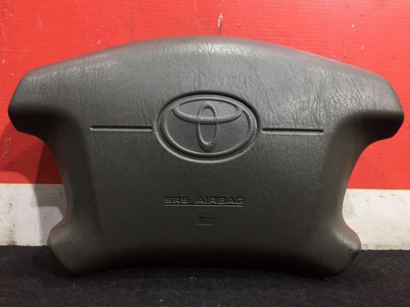 Подушка безопасности Toyota Mark Ii Wagon Qualis MCV21 2MZ 1999 правая В руль. Без заряда. (б/у)