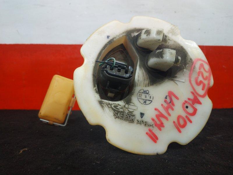 Датчик уровня топлива Nissan Ad VHNY11 QG18 2001 (б/у)