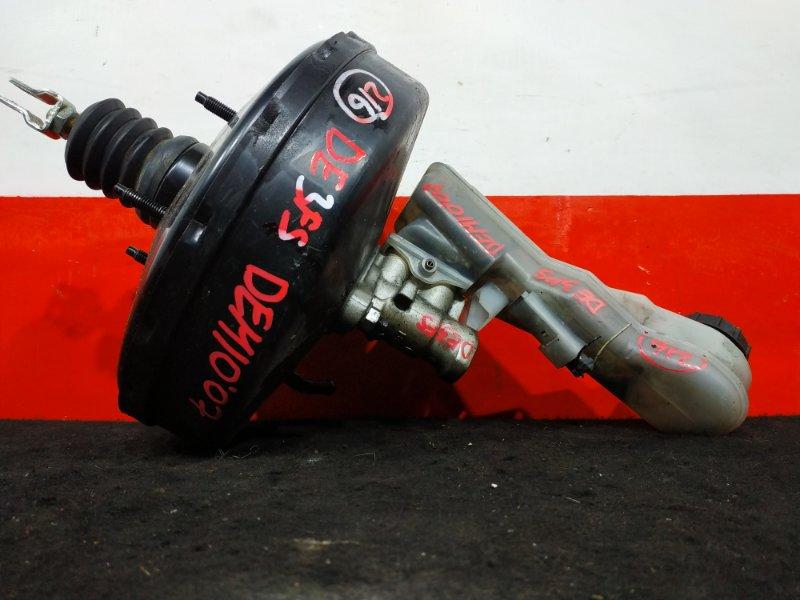 Вакуумный усилитель тормозов Mazda Demio DE3FS ZJ 2007 Цена за комплект ГТЦ + вакуумный (б/у)