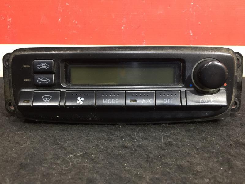 Блок управления климат-контролем Nissan Serena PC24 SR20 2001 (б/у)