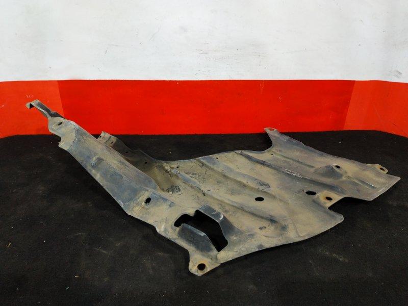 Защита двигателя Toyota Corona Premio AT211 7A 1996 передняя правая Дефект (см. фото). (б/у)