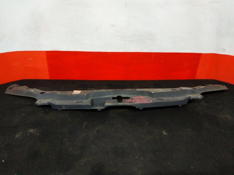 Дефлектор радиатора Honda Accord CM2 K24A 2003 Дорестайлинг. (б/у)