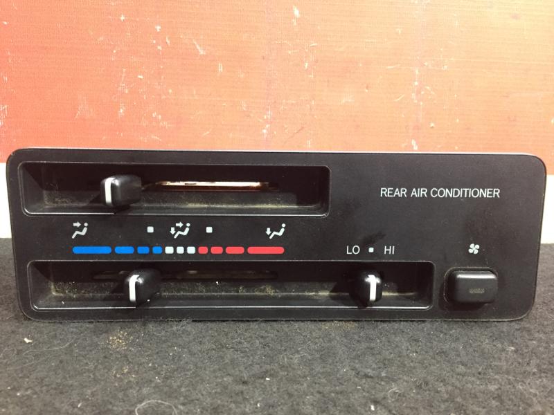 Блок управления климат-контролем Toyota Lite Ace Noah SR40 3S 1997 задний 55519-16090 Задний. (б/у)
