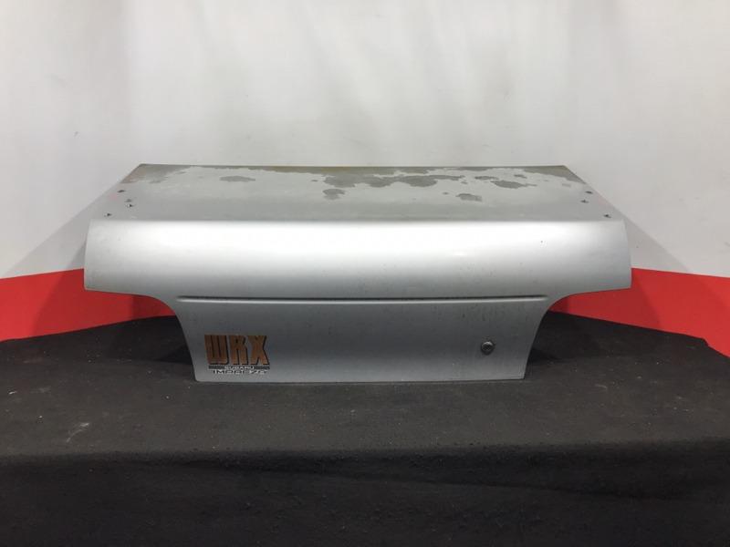 Крышка багажника Subaru Impreza GC8 EJ20K 1997 Дефект ЛКП, требуется покраска, есть (б/у)