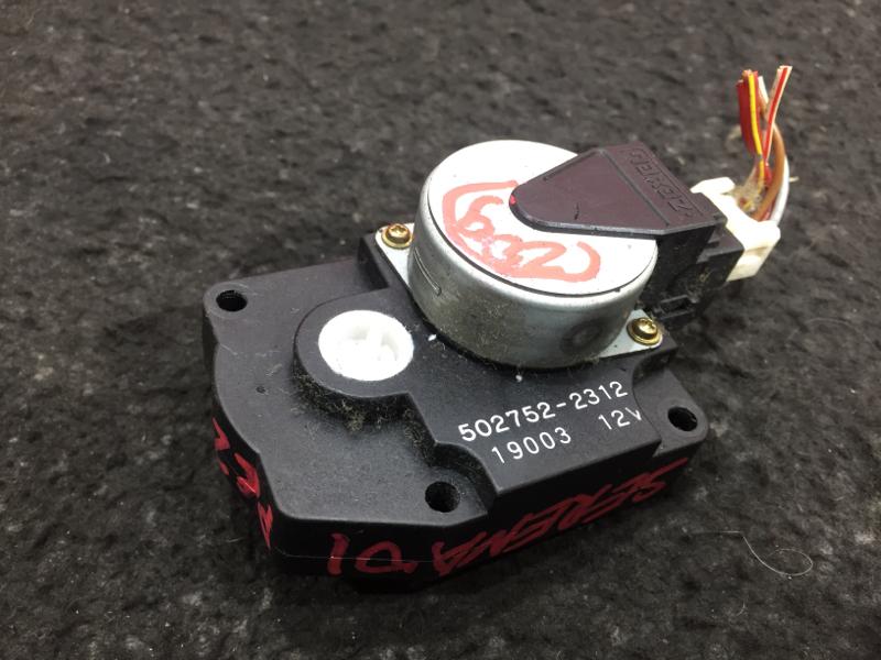 Мотор заслонки печки Nissan Serena PC24 SR20 2001 19003 (б/у)