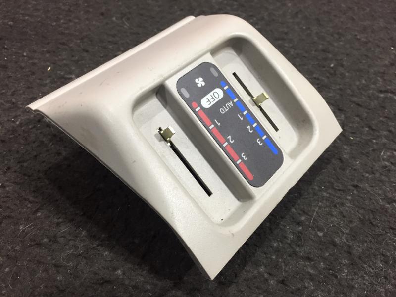 Блок управления климат-контролем Nissan Serena PC24 SR20 2001 задний Задний. (б/у)