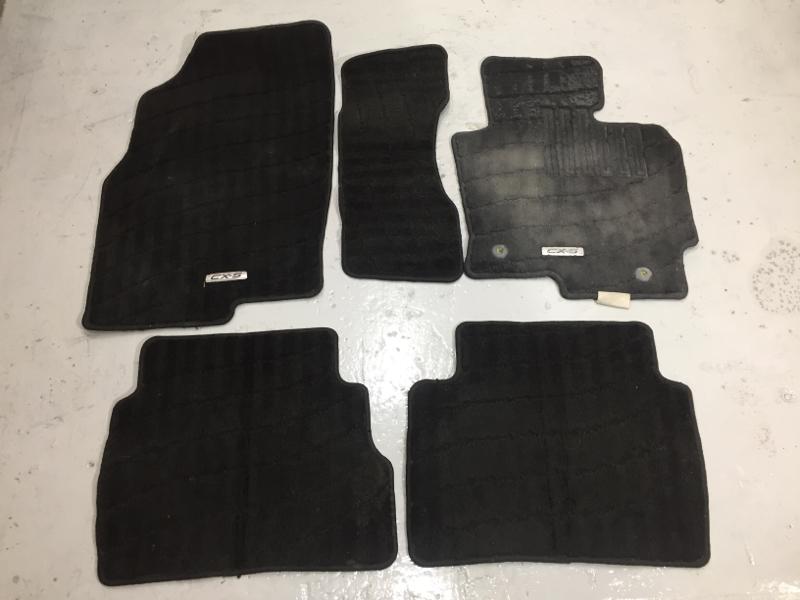 Коврик Mazda Cx-5 KE2AW SH 2014 Комплект ковриков. (б/у)