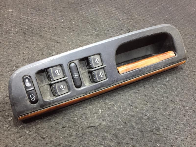 Блок управления стеклоподъемниками Volkswagen Passat 3B6 AMX 2002 Правый руль. (б/у)