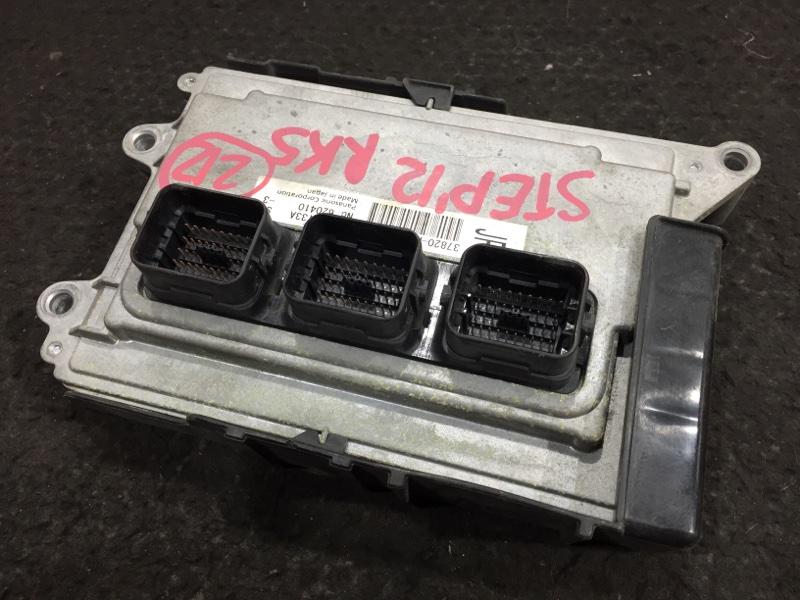 Блок управления двс Honda Stepwgn RK5 R20A 2012 30 ящик. (б/у)