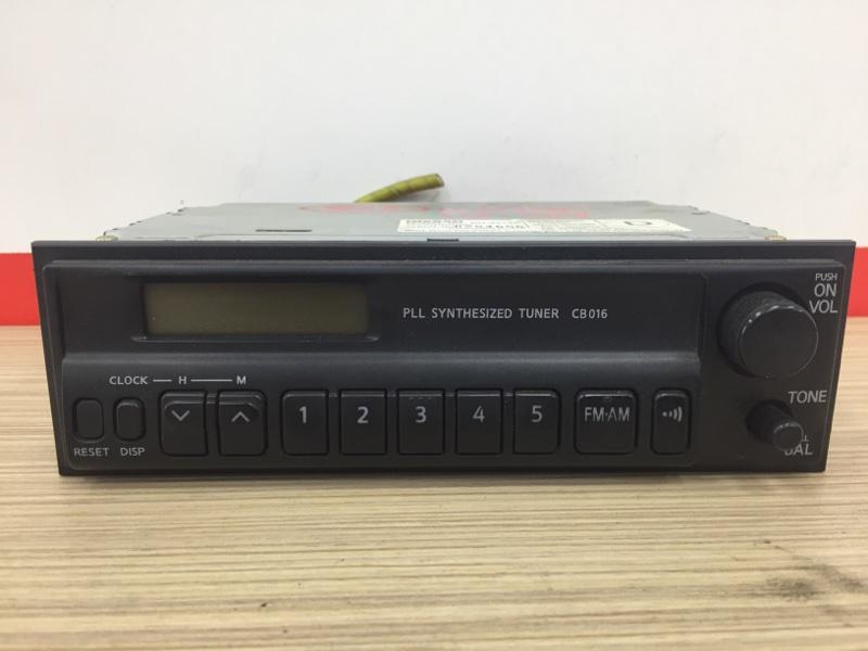 Магнитола Nissan Ad VHNY11 QG18 2001 (б/у)
