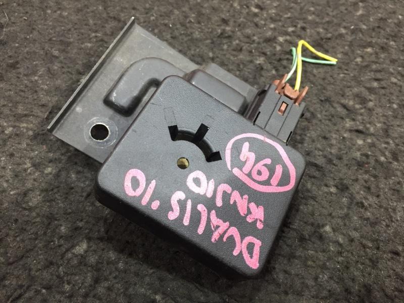 Блок электронный Nissan Dualis KNJ10 MR20DE 2010 Реле замка зажигания (б/у)