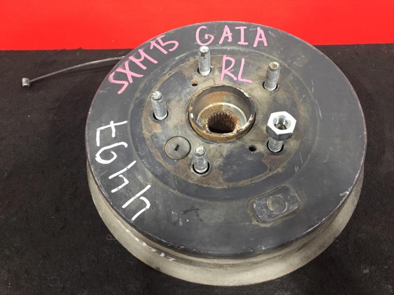 Ступица Toyota Gaia SXM15 3S 1998 задняя левая Продаётся в сборе. (б/у)