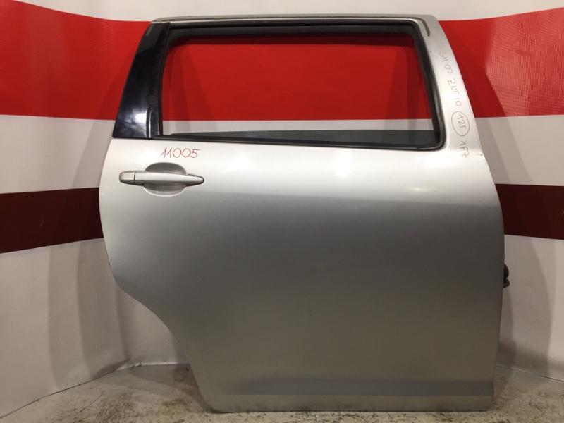 Дверь боковая Toyota Wish ZNE10 2007 задняя правая 11005 (б/у)