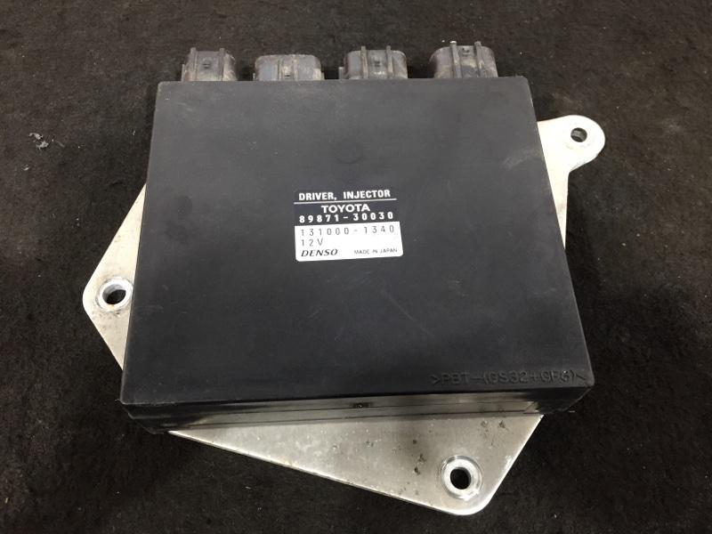 Блок управления форсунками Lexus Is250 GSE25 4GR 2006 131000-1340 42 ящик. (б/у)