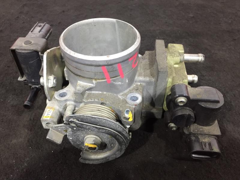 Заслонка дроссельная Honda Stream RN1 D17A 2006 (б/у)