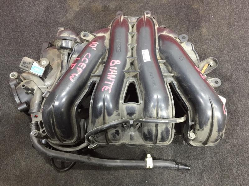 Коллектор впускной Mazda Biante CCEFW LF 2010 (б/у)