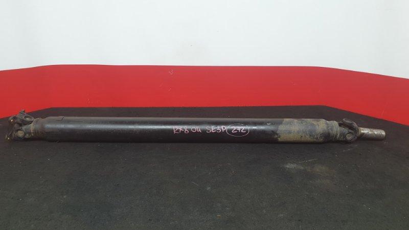 Карданный вал Mazda Rx-8 SE3P 13B 2004 Дефект царапины на валу. (б/у)