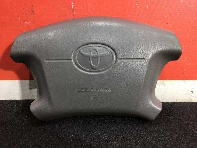 Подушка безопасности Toyota Corolla Spacio AE111 4A 1998 правая В руль. Без заряда (б/у)