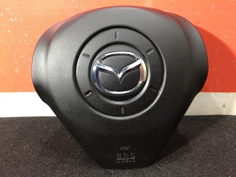 Подушка безопасности Mazda Rx-8 SE3P 13B 2004 правая В руль. Без заряда. (б/у)