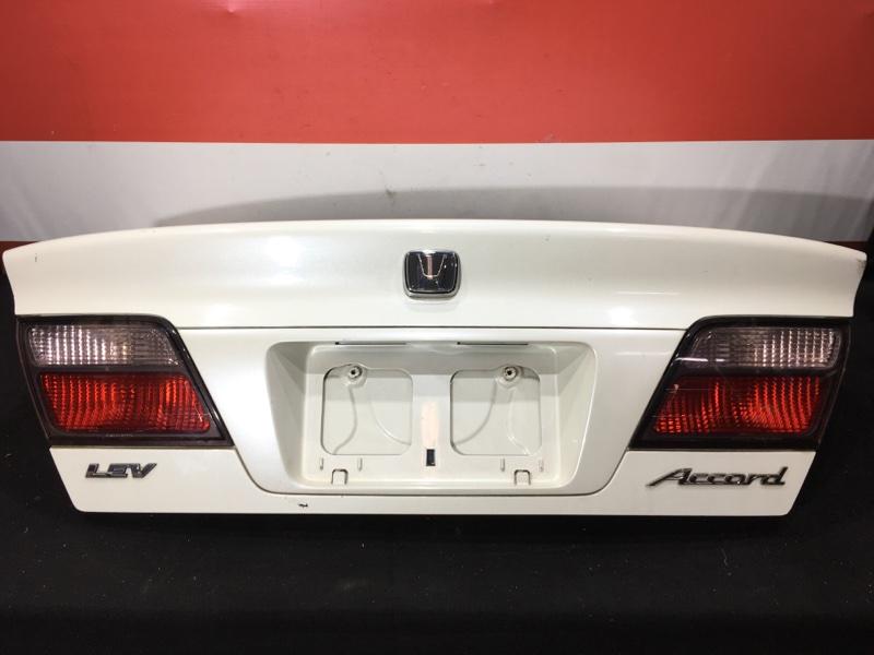 Крышка багажника Honda Accord CF4 F20B 2000 (б/у)