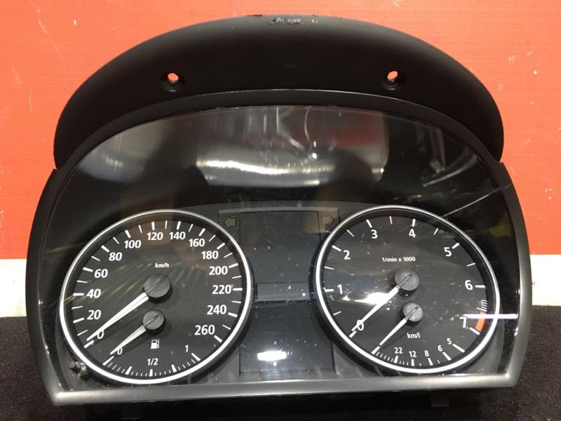 Панель приборов Bmw 3-Series E90 N52B25A 2006 Правый руль. (б/у)