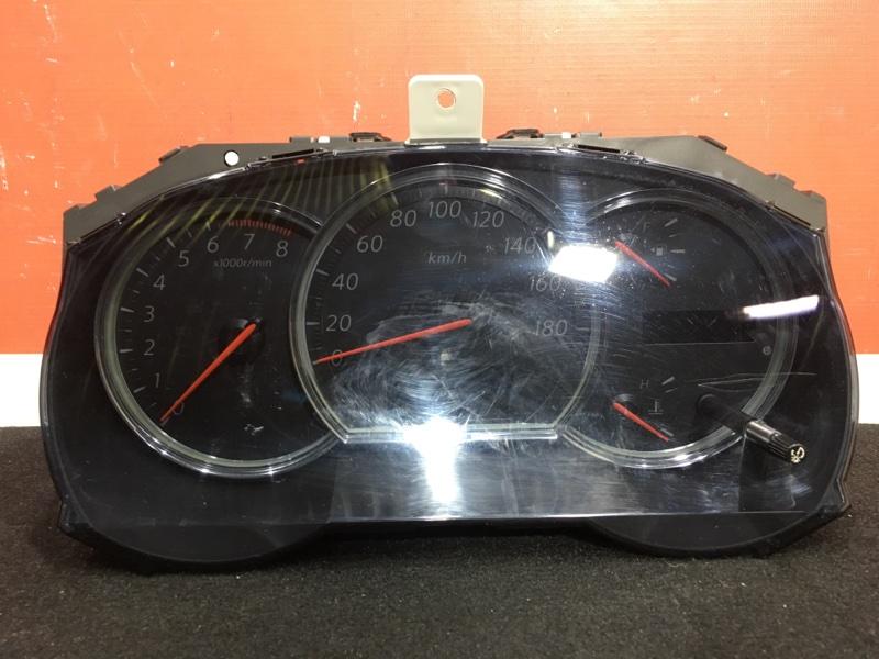 Панель приборов Nissan Teana J32 VQ25 2008 Дефект (см. фото). Сломано крепление и защитный  (б/у)