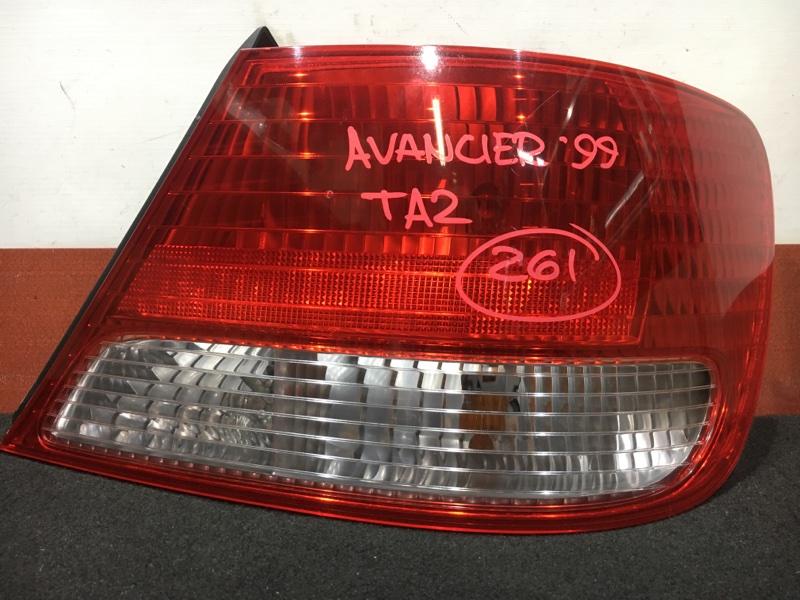 Задний фонарь Honda Avancier TA2 F23A 1999 задний правый P0191 (б/у)
