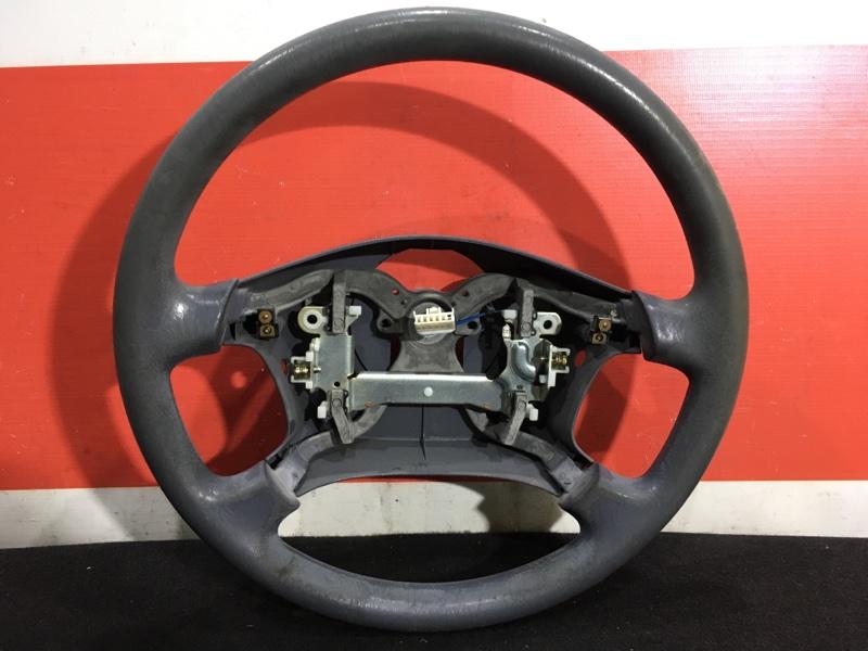 Руль Toyota Lite Ace Noah SR50 3S 1998 Есть потертости см. фото. (б/у)
