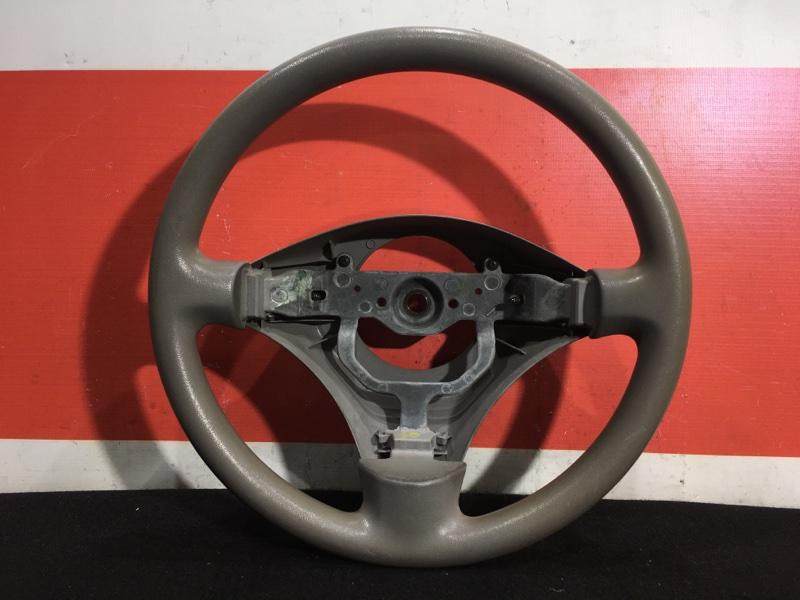 Руль Toyota Platz NCP12 1NZ 1999 (б/у)