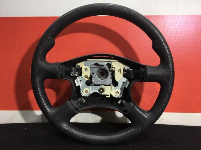 Руль Nissan Wingroad WFY11 QG15 2002 (б/у)