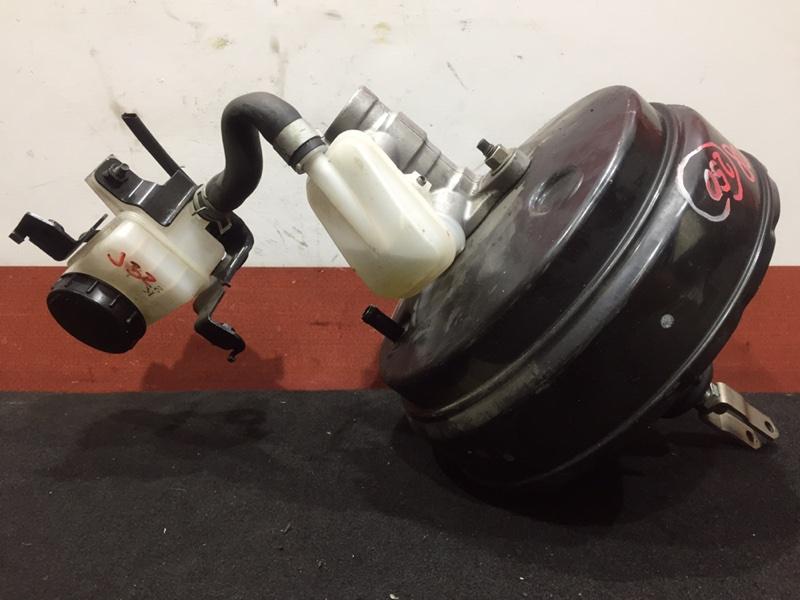 Вакуумный усилитель тормозов Nissan Teana J32 VQ25 2008 Правый руль. ГТЦ + вакуумный (б/у)