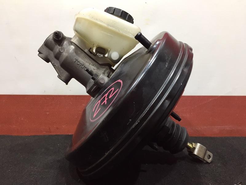 Вакуумный усилитель тормозов Mazda Rx-8 SE3P 13B 2004 Правый руль. ГТЦ + вакуумный (б/у)