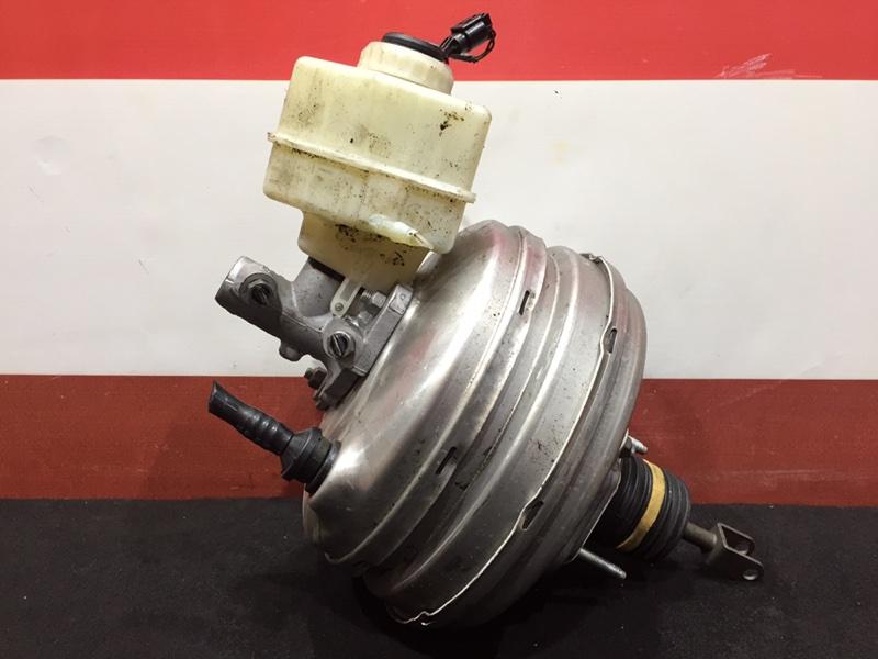 Вакуумный усилитель тормозов Bmw X3 E83 N52B25A 2008 Правый руль. ГТЦ + вакуумный (б/у)