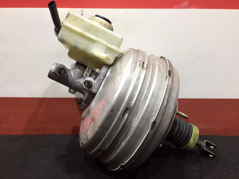 Вакуумный усилитель тормозов Bmw 5-Series E60 M54B30 2004 Правый руль. ГТЦ + вакуумный (б/у)