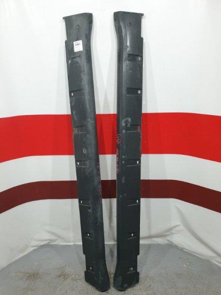 Порог пластиковый Honda Cr-V RD1 B20B 1996 Продаются парой, цена за пару. (б/у)