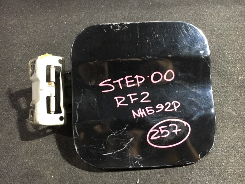 Лючок топливного бака Honda Stepwgn RF2 B20B 2000 (б/у)