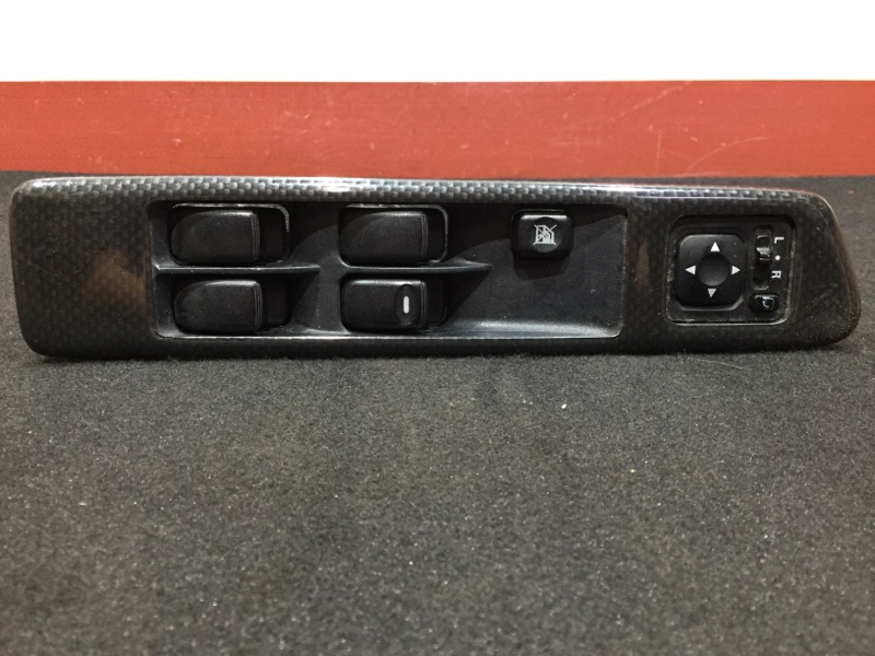 Блок управления стеклоподъемниками Mitsubishi Pajero Io H77W 4G94 2004 Продается в сборе как  (б/у)