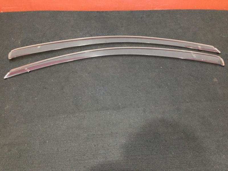 Комплект ветровиков Toyota Vitz SCP10 1SZ 2000 продаются комплектом 4 шт (б/у)
