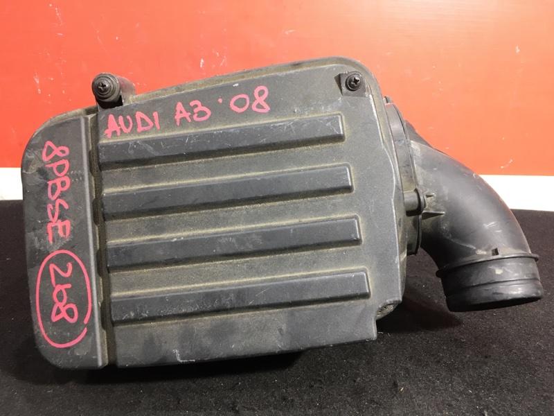 Корпус воздушного фильтра Audi A3 8P BSE 2008 (б/у)
