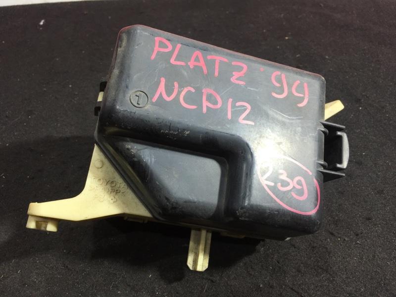 Блок предохранителей Toyota Platz NCP12 1NZ 1999 (б/у)