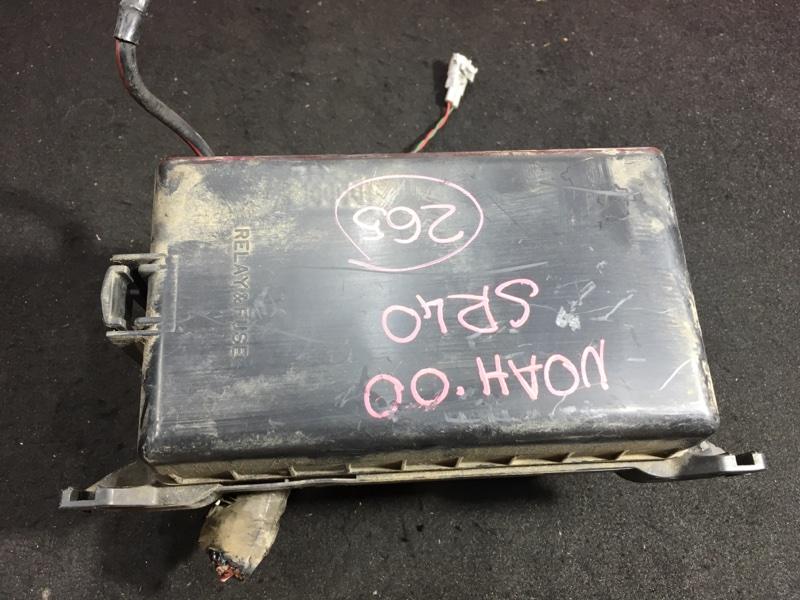 Блок предохранителей Toyota Lite Ace Noah SR40 3S 2000 (б/у)