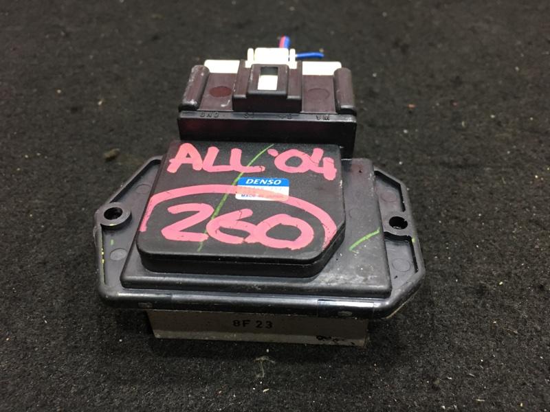 Реостат печки Toyota Allion ZZT245 1ZZ 2004 (б/у)