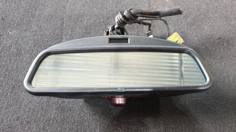 Зеркало заднего вида салонное Bmw 7-Series E65 N62B44A 2004 (б/у)