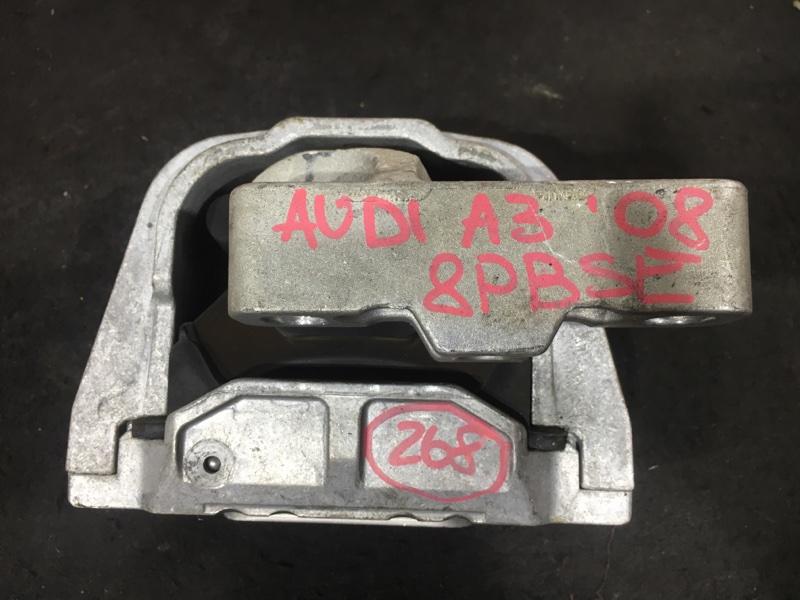Подушка двигателя Audi A3 8P BSE 2008 правая (б/у)