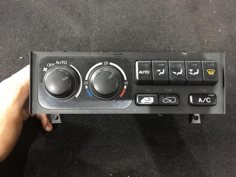 Блок управления климат-контролем Honda Stepwgn RF2 B20B 2000 (б/у)