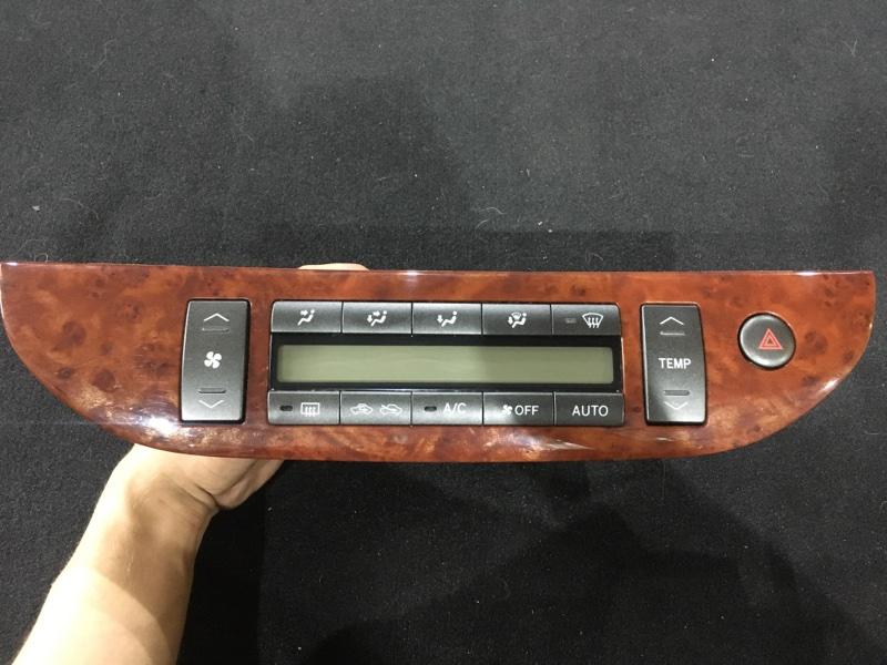 Блок управления климат-контролем Toyota Camry ACV35 2AZ 2005 (б/у)