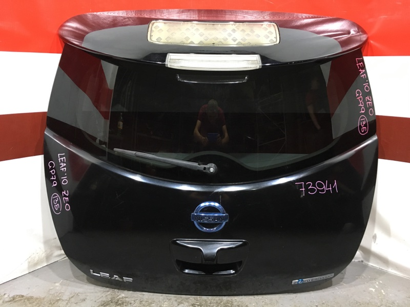 Дверь багажника Nissan Leaf AZE0 2010 73941 (б/у)